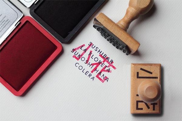 Identidad Corporativa, diseño gráfico, restaurante Joponés, KUINI Estudio, La floreta sushi-bar
